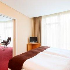 Отель NH München Unterhaching Германия, Унтерхахинг - 1 отзыв об отеле, цены и фото номеров - забронировать отель NH München Unterhaching онлайн комната для гостей фото 5