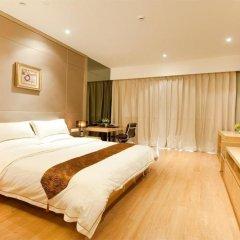 Отель Yishang Baoli Shimao International Apartment Китай, Гуанчжоу - отзывы, цены и фото номеров - забронировать отель Yishang Baoli Shimao International Apartment онлайн комната для гостей фото 3