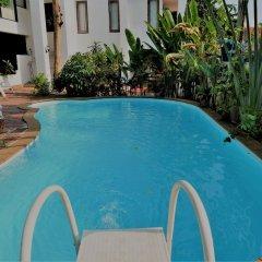 Отель Sunset Inn бассейн фото 2