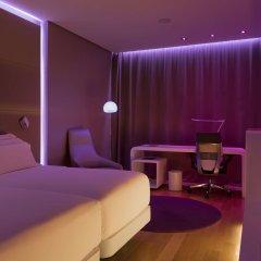 Отель NH Collection Madrid Eurobuilding комната для гостей фото 5