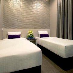 Отель V Bencoolen Сингапур комната для гостей фото 4