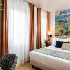 Leonardo Boutique Hotel Rome Termini комната для гостей