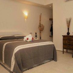 Отель Solana Boutique Bed & Breakfast Мексика, Сиуатанехо - отзывы, цены и фото номеров - забронировать отель Solana Boutique Bed & Breakfast онлайн комната для гостей фото 3