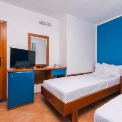 Отель Villa Royal Черногория, Тиват - отзывы, цены и фото номеров - забронировать отель Villa Royal онлайн комната для гостей фото 3