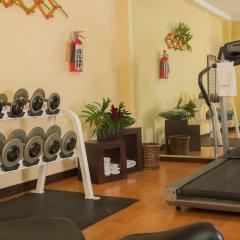Áurea Hotel & Suites фитнесс-зал фото 3