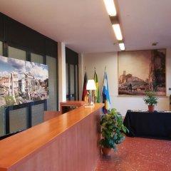 Park Hotel Aurelia Roma интерьер отеля