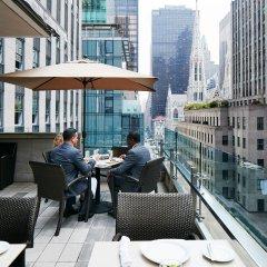 Отель Radisson Hotel New York Midtown-Fifth Avenue США, Нью-Йорк - 1 отзыв об отеле, цены и фото номеров - забронировать отель Radisson Hotel New York Midtown-Fifth Avenue онлайн фото 6