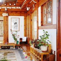 Отель Inwoo House интерьер отеля фото 5