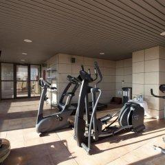 Отель Valencia Center Валенсия фитнесс-зал фото 4