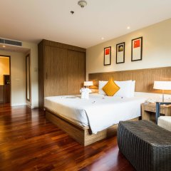 Отель Novotel Phuket Surin Beach Resort комната для гостей фото 2