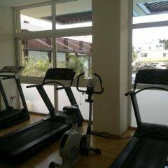 Athineon Hotel фитнесс-зал