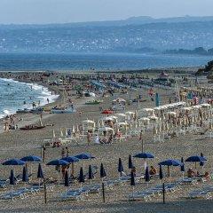Отель Residence Villa Liliana Италия, Джардини Наксос - отзывы, цены и фото номеров - забронировать отель Residence Villa Liliana онлайн пляж