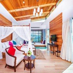 Отель Wyndham Sea Pearl Resort Phuket 4* Вилла с различными типами кроватей фото 2