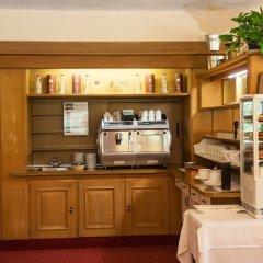 Отель Silbergasser Горнолыжный курорт Ортлер питание