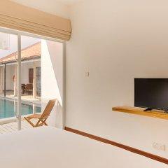 Hotel J Unawatuna удобства в номере