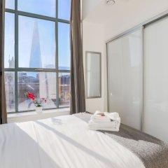 Отель Urban Stay Shard View Apartments Великобритания, Лондон - отзывы, цены и фото номеров - забронировать отель Urban Stay Shard View Apartments онлайн комната для гостей фото 4