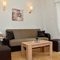 Апартаменты Filopappou view renovated apartment комната для гостей фото 5