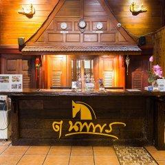 True Siam Phayathai Hotel интерьер отеля фото 2