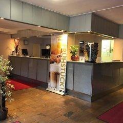 Отель PLAZA Inn Hamburg Moorfleet Германия, Гамбург - 1 отзыв об отеле, цены и фото номеров - забронировать отель PLAZA Inn Hamburg Moorfleet онлайн интерьер отеля фото 3