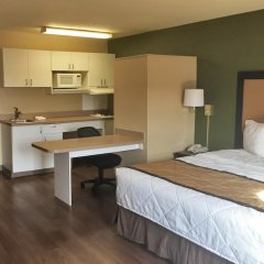 Отель Extended Stay America Columbus - North Колумбус комната для гостей фото 3