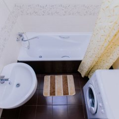 Гостиница Evrostandart Apartments в Москве отзывы, цены и фото номеров - забронировать гостиницу Evrostandart Apartments онлайн Москва ванная