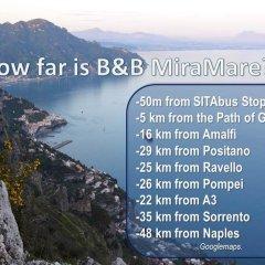 Отель B&B Miramare Италия, Аджерола - отзывы, цены и фото номеров - забронировать отель B&B Miramare онлайн городской автобус