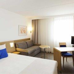 Отель Novotel Brussels Airport комната для гостей фото 3