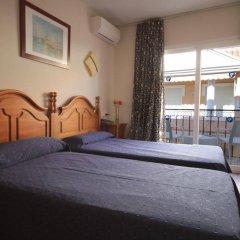 Hotel Mediterraneo Carihuela комната для гостей фото 5