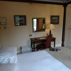 Отель Etrop Grange Великобритания, Манчестер - отзывы, цены и фото номеров - забронировать отель Etrop Grange онлайн комната для гостей фото 3