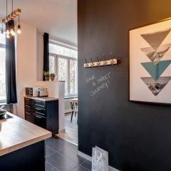 Отель Sweet Inn Apartments Louise Бельгия, Брюссель - отзывы, цены и фото номеров - забронировать отель Sweet Inn Apartments Louise онлайн гостиничный бар