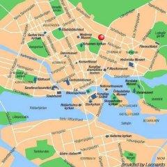 Отель Scandic Park Швеция, Стокгольм - отзывы, цены и фото номеров - забронировать отель Scandic Park онлайн городской автобус