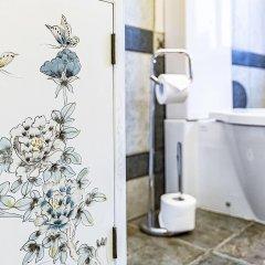 Отель RigaHome Grecinieku Латвия, Рига - отзывы, цены и фото номеров - забронировать отель RigaHome Grecinieku онлайн ванная