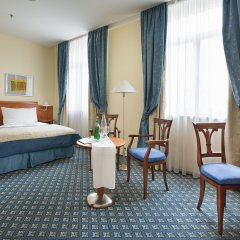 Отель Ramada Prague City Centre (ex. Ramada Grand Symphony) Прага комната для гостей фото 3