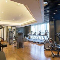 Отель Golden Tulip Suzhou Residence фитнесс-зал