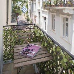 Отель Athenian House in Plaka Афины балкон