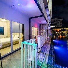 Отель Anantra Pattaya Resort by CPG балкон