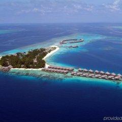 Отель Coco Bodu Hithi Мальдивы, Остров Гасфинолу - отзывы, цены и фото номеров - забронировать отель Coco Bodu Hithi онлайн пляж