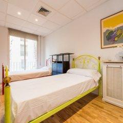 Отель Apartamento Centro Retiro Madrid Испания, Мадрид - отзывы, цены и фото номеров - забронировать отель Apartamento Centro Retiro Madrid онлайн комната для гостей фото 2