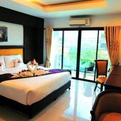 Отель Aya Place Таиланд, Паттайя - отзывы, цены и фото номеров - забронировать отель Aya Place онлайн комната для гостей фото 2