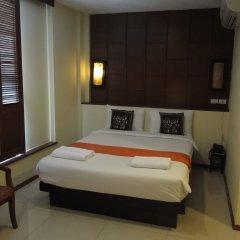 Отель W 21 Бангкок комната для гостей