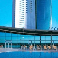 Отель Ascott Park Place Dubai бассейн фото 2