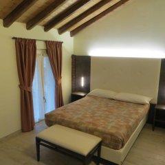Отель Agriturismo Le Risaie Базильо комната для гостей
