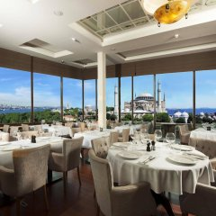 The And Hotel Istanbul - Special Class Турция, Стамбул - 6 отзывов об отеле, цены и фото номеров - забронировать отель The And Hotel Istanbul - Special Class онлайн помещение для мероприятий