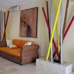 Отель Rebecca Park интерьер отеля фото 2
