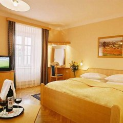 Отель Gablerbrau Central Hotel Австрия, Зальцбург - отзывы, цены и фото номеров - забронировать отель Gablerbrau Central Hotel онлайн комната для гостей фото 2