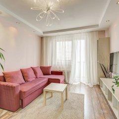 Апартаменты Domumetro Apartment on Varshavskoye комната для гостей