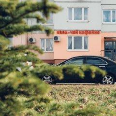Ivan Chai - hotel and coffee парковка