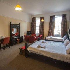 Отель York House B&B Великобритания, Эдинбург - отзывы, цены и фото номеров - забронировать отель York House B&B онлайн комната для гостей фото 4