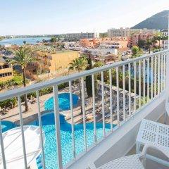 Отель JS Sol de Alcudia балкон