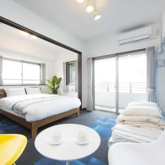 Отель Residence Hakata 4 Хаката комната для гостей фото 4